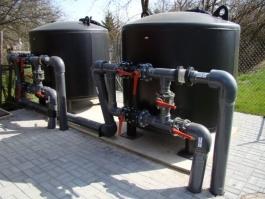 Filtrační sestava